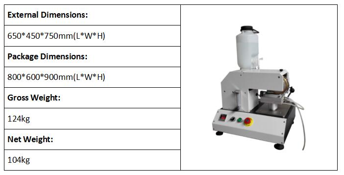 Insole / Insock Absorption And Desorption Tester
