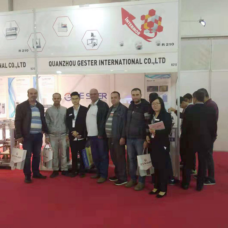 GESTER took part in the INTERMOB Furniture Expo