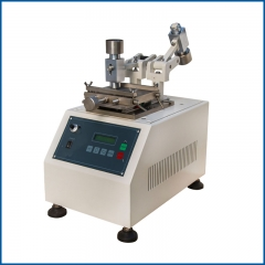 Leather Abrasion Tester, Color Fastness Rubbing Tester for Leather Material