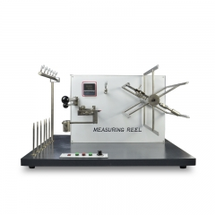 yarn wrap reel machine