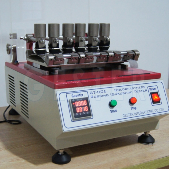 (Gakushin) Color Fastness to Rubbing Tester GT-D06