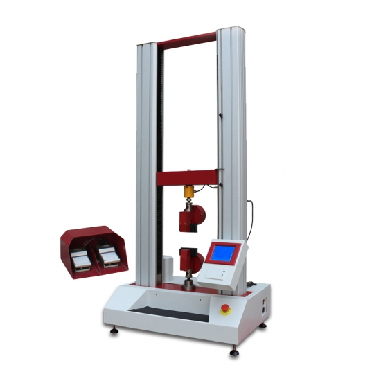 Force-Test Grip Packaging and Fabric Clamp One Tensile Testing