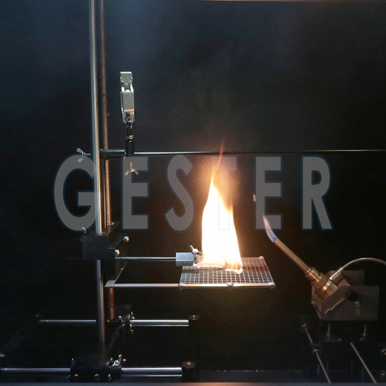 Horizontal and Vertical Flame Chamber GT-MC35F-2