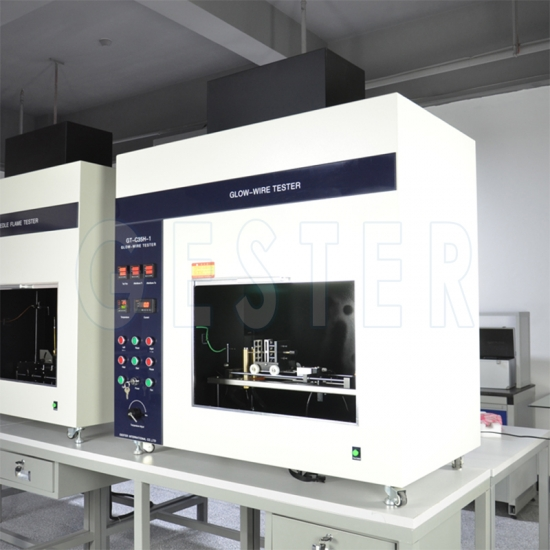Glow Wire Test Apparatus (LCD Display) GT-MC35H-1
