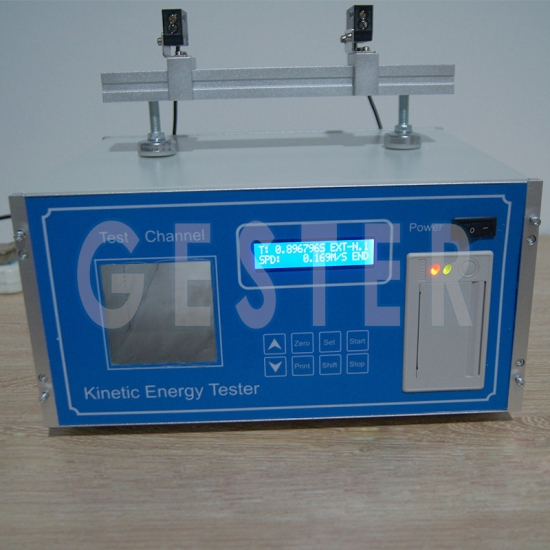 Kinetic Energy Tester GT-M18A