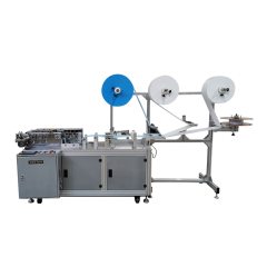 Semi Automatic Mask Making Machine, Tie-on Mask Making Machine