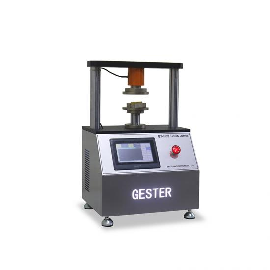 Crush Tester Machine For Corrugated Boxes GT-N09