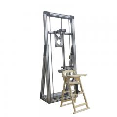 High Chair Back and Arm Impact Testing machine