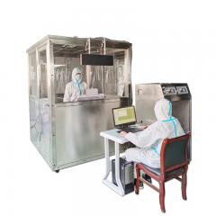 Protective Clothing Against Solid Airborne Particles Tester