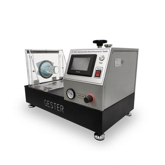 Mask Synthetic Blood Penetration Tester GT-RA01