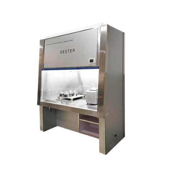 Dry Microbial Penetration Resistance Tester GT-RA14