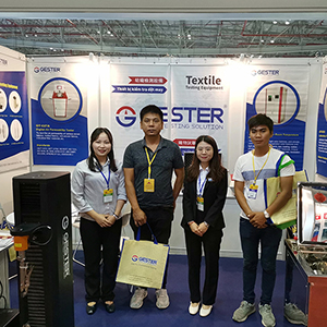 SAIGONTEX 2019 AT SECC IN VIETNAM