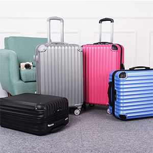 What kind of suitcase is durable?