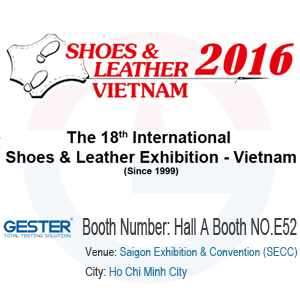The International Shoes & Leather Exhibition 2016