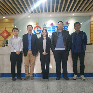 Business visiting from Vietnam