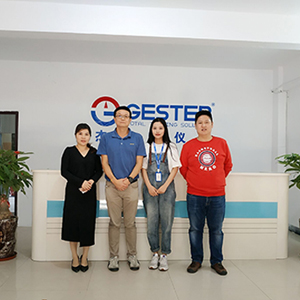 Welcome our customer from Vietnam